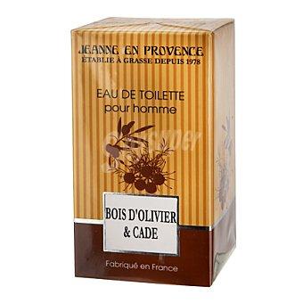 Jeanne en Provence Perfume masculino Madera de olivo 100 ml