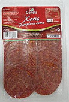 Condis Chorizo pamplona extra 200 GRS