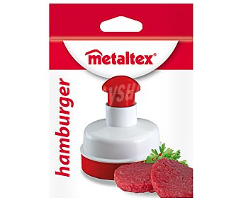 METALTEX Molde para hamburguesas 1 unidad