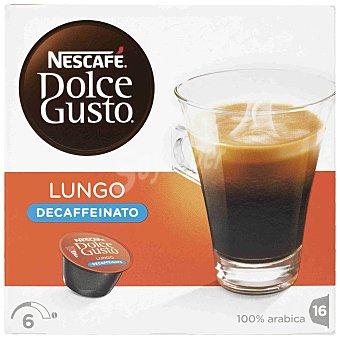 Nescafé-Dolce Gusto Café Lungo Descafeinado 16 capsulas