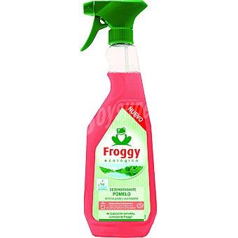 Froggy Limpiador desengrasante Pomelo pistola 750 ml
