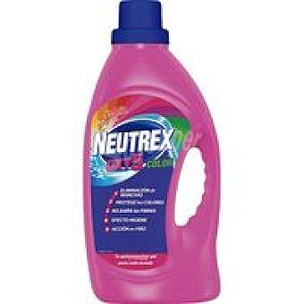 Neutrex Quitamanchas color Oxy5 Garrafa 1,6 litros