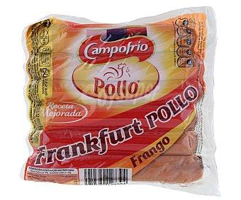 Campofrío Salchicha Frankfurt de Pollo 140 g