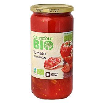 Carrefour Bio Tomate en cubitos 660 g