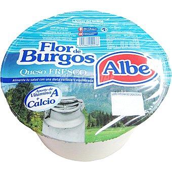 ALBE FLOR DE BURGOS Queso fresco  1,8 kg (peso aproximado pieza)