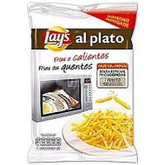 LAY`S Patatas al plato bolsa 160 g