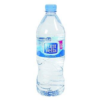 Font Vella Agua mineral natural Botella 1 l