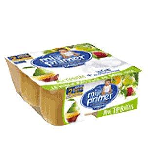 Danone Mi Primer Danone Multifruta Pack de 4x100 g