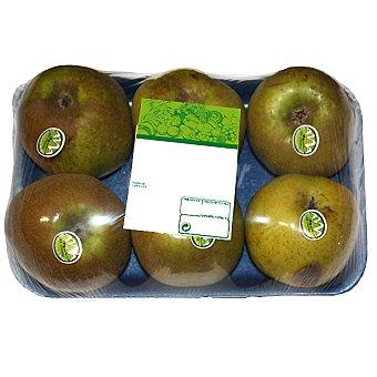 Manzana Reineta peso aproximado Bandeja 1,2 kg