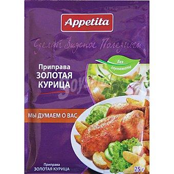 APPETITA especias para pollo envase 25 g