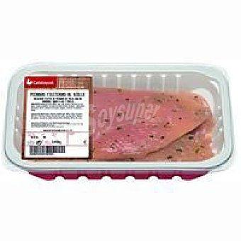 Calatayud Pechuga de pollo filet. al ajillo 350 g