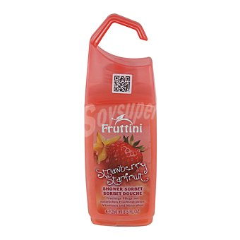 Fruttini Gel de fresa 250 ml