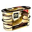 Mousse crujiente vainilla Pack 4 unidades x 57 gr Nestlé Gold
