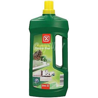 DIA Limpiador de aroma a pino amoniacal  Botella 1.5 l
