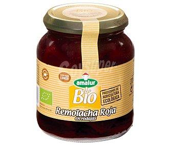 Amalur Remolacha Roja Rodajas Ecológico almalur 230 g