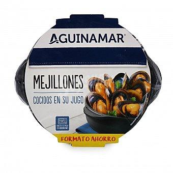 SU Mejillón cocido en jugo Aguinamar 900 g