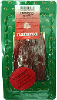 Carpaccio naturia cerdo f.hierba 80 GRS