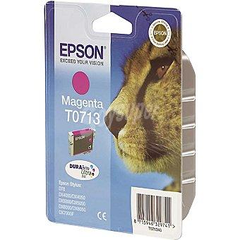 EPSON Stylus T0713 Cartucho de tinta color magenta