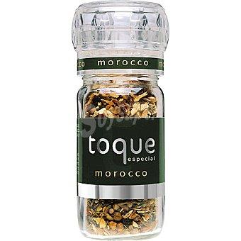 Toque Molinillo especias Morocco Frasco 40 g