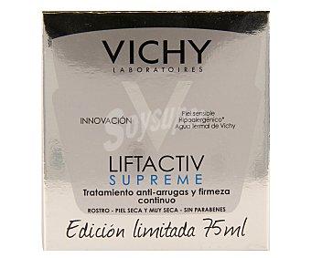 Vichy Crema antiarrugas y firmeza para piel seca o muy seca 75 mililitros