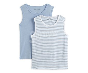 In Extenso Lote de 2 camisetas para niño Talla 10.