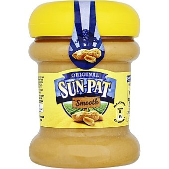 SUN PAT Crema de cacahuete suave Bote 227 g
