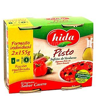 Hida Pisto-fritada Pack 2x155 g