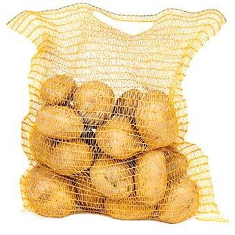 Patata cepillada Malla de 5 kg