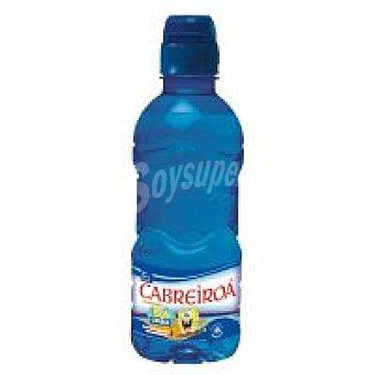 Cabreiroa Agua mineral sin gas 33 cl