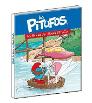Los pitufos (la boda de papa pitufo)