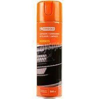 Eroski Limpiador de hornos Spray 500 ml