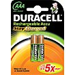 Pila recargable Active Charge AAA (hr03 dx2400) blister 2 unidades 2 unidades Duracell