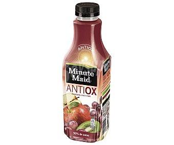 Minute Maid Zumo antioxidante de frutas de manzana, uva y kiwi 1 l