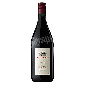 SOLDEPEÑAS Vino tinto Botella 1 l