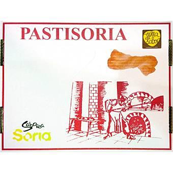 PASTISORIA Lazos de chocolate 100% natural caja 1 kg 1 kg