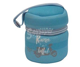 Kuko Portachupete, BELLA, color azul