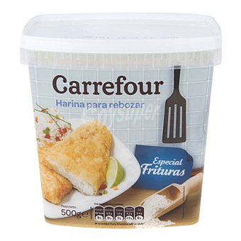 Carrefour Harina especial frituras 500 g