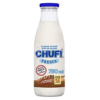 Chufi Horchata fresca botella 750 ml Botella 750 ml