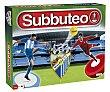 Fútbol de mesa edición Real Zaragoza 2018 con dos equipos, 2 jugadores, SUBBUTEO.  Subbuteo