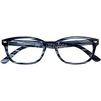 Loring Gafas de lectura Mod Manhattan Blue +150 caja 1 unidad 1 unidad