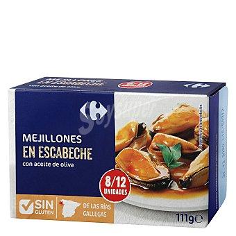 Carrefour Mejillon en escabeche - Sin Gluten 69 g