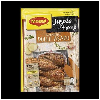 Maggi Jugoso al horno pollo asado Sobre 31 g