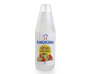 Amukina Desinfectante específico para frutas y verduras 500 ml