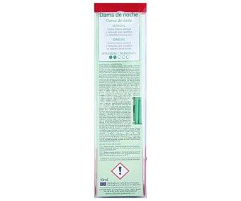 Cristalinas Ambientador de varillas con aroma dama de noche (sensual) 18 mililitros