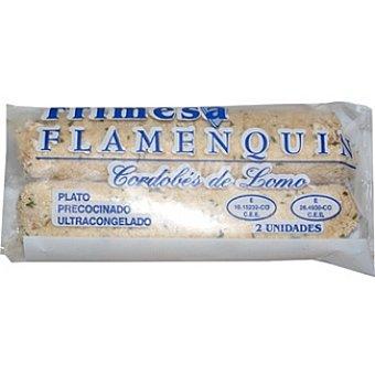 FRIMESA Flamenquín cordobés de lomo envase 250 g 2 unidades