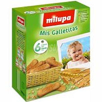 Milupa Mis galletas con glutén Caja 180 g