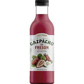 Collados Gazpacho fresco de fresón de palos Botella 750 cl