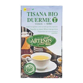 Artemis Bio Tisana duerme en bolsitas ecológica 20 ud