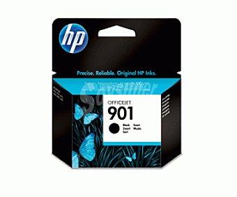 HP Cartuchos de Tinta 901 Negro HP (CC653A) 1 Unidad - Compatible con las Impresoras: 1 Unidad