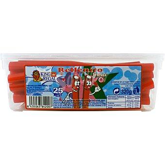 King Regal Regaliz rellenito de fresa Envase 320 g